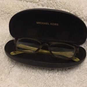 Michael Korda glasses